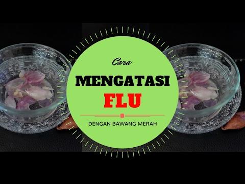 Video Cara Mudah Mengatasi Flu Dengan Bawang Merah