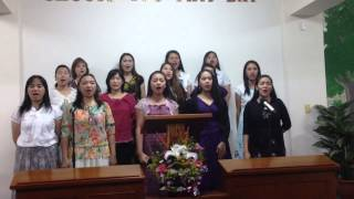 Born To Serve The Lord - TBBC Choir