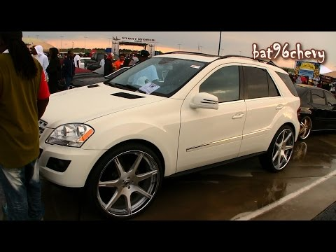 "2009 Mercedes-Benz ML-350 on 26"" Forgiato F2.06 Concave Wheels - 1080p HD"