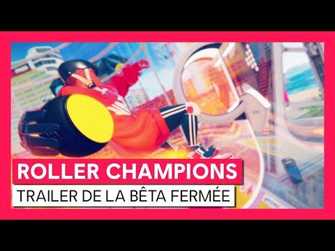 Trailer pour le lancement de la version bêta de Roller Champions