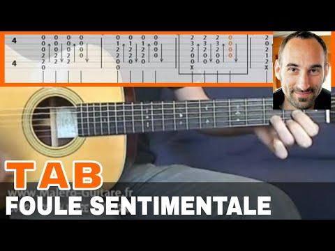 ALAIN SOUCHON MP3 TÉLÉCHARGER FOULE SENTIMENTALE