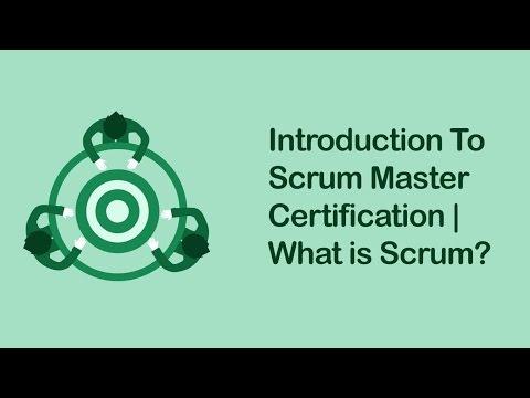 CSM Training Video | Certified Scrum Master Tutorial - YouTube