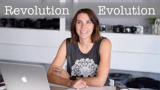Evolution or Revolution? Changes at SnapChick HQ