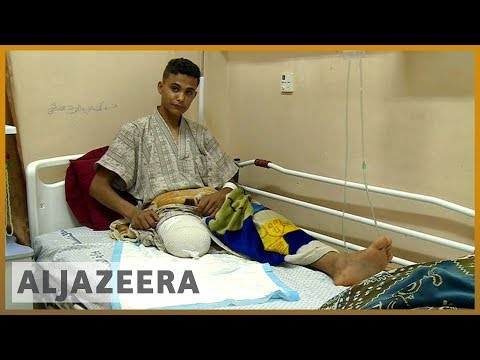 🇵🇸 MSF: Palestinian protesters face 'injuries of unusual severity' | Al Jazeera English