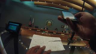 Exposing Disney Greed/Speaking 4Homeless/Preaching@Anaheim City Hall meeting(Share/Subscribe