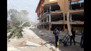 Sh2bn mall on Langata road demolished- PHOTOS & VIDEO