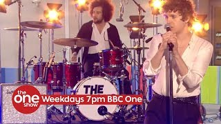 The Kooks   All The Time (Live On The One Show On BBC One)