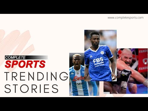 Trending On Complete Sports 13.10.2021