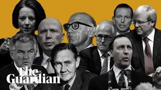 Australia's leadership battles: A brief and bloody history