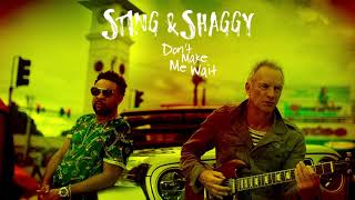 Sting Shaggy Dont Make Me Wait Music