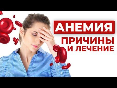Анемия. Как лечить анемию? Ольга Спиридонова