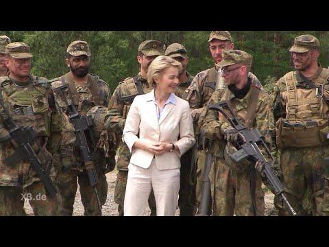 Schlegl in Aktion: Die Bundeswehr liebt ihre Minis | extra 3 | NDR