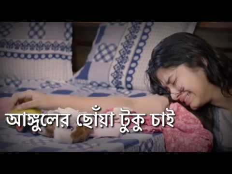 Eka Pakhi Song Lyrics | E Shohorer Pakhi Gulo Eka Natok Song Lyrics | Farhan| Evana | New Song 2019