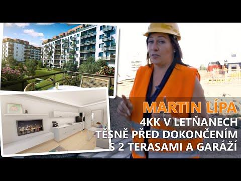 Prodej bytu 4+kk 93 m2 Škrábkových, Praha Letňany
