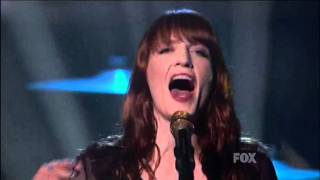SYTYCD Florence and the Machine Season 8 Episode 13 Cosmic Love.avi