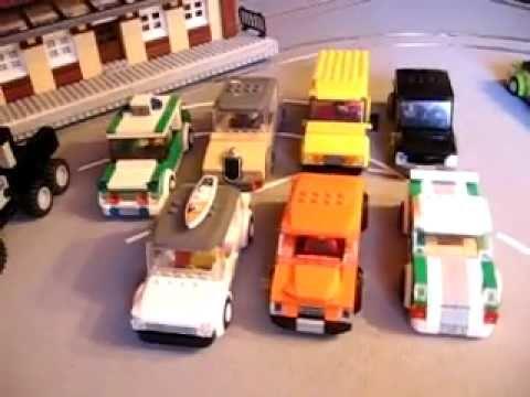 LEGO City - neue Autos für die Lego Stadt - Teil 1
