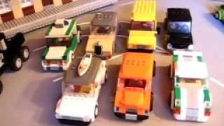 preview picture of video 'LEGO City - neue Autos für die Lego Stadt - Teil 1'
