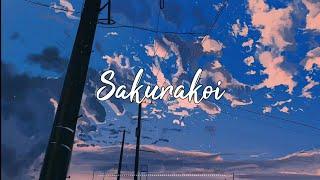 もさを Mosawo - Sakura Koi 桜恋 (Lyrics Video)