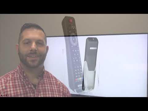 ANDERIC RRHG003 Philips TV Remote Control
