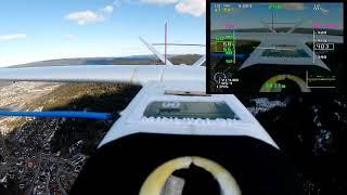 Mini Talon FPV First Flight 2020