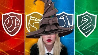 The NEW Hogwarts Sorting Quiz - WIZARDING WORLD APP (Formerly Pottermore)