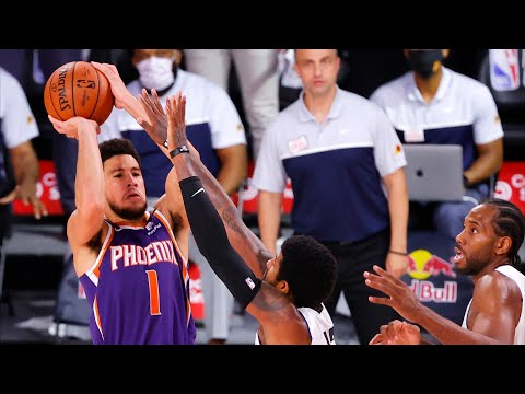 Devin Booker Game Winner vs Clippers! 2020 NBA Restart