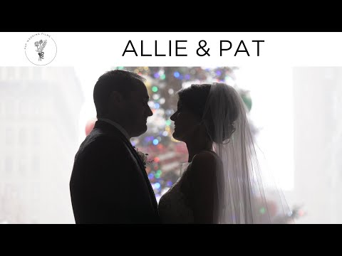 Allie + Pat | Philadelphia, Pennsylvania | Downtown Club