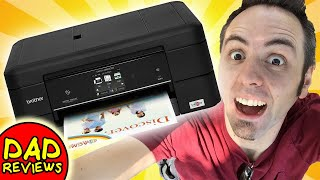 BEST PRINTER FOR HOME USE | Brother MFC-J885DW Printer Scanner Copier Fax All in One Review