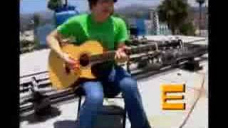 Guitar Lesson 1  2 From Drake BELL Found A Way