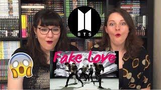 BTS (방탄소년단) FAKE LOVE Mv Reaction [ENG SUB]
