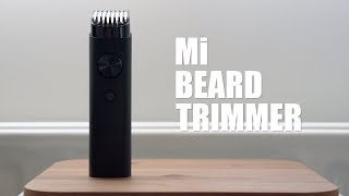 Xiaomi Mi Beard Trimmer Review | Only available in India 😲