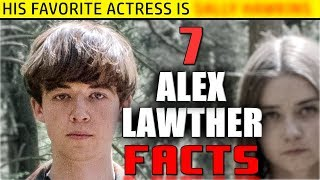 Alex Lawther Facts | NETFLIX The End of the *** World actor