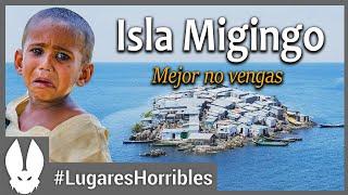 Los lugares mas horribles del mundo: la isla Migingo
