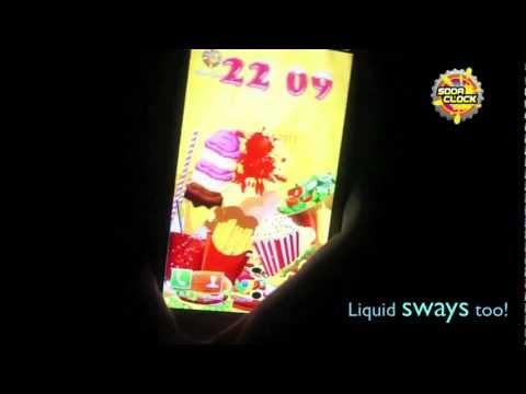 Video of My Soda Clock Live Wallpaper