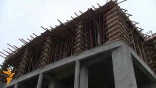 В Азербайджане строят километровый небоскрёб