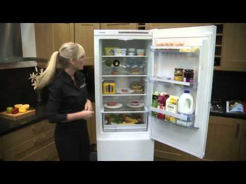 Bosch KGV36NW20G Fridge Freezer Review   Appliances Online