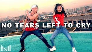 NO TEARS LEFT TO CRY - Ariana Grande   Matt Steffanina & AC Bonifacio Dance