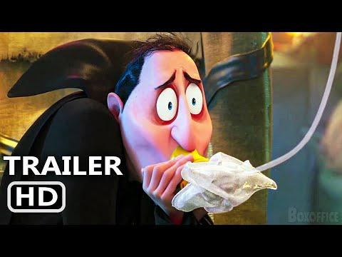 HOTEL TRANSYLVANIA 4 Trailer 2 (2021)