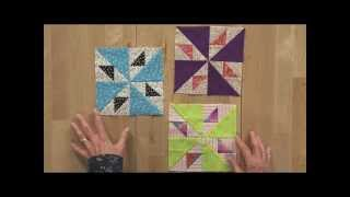 Addicted to Scraps with Bonnie Hunter for Quiltmaker Jan/Feb 2015