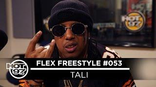Tali on Funk Flex | #Freestyle053