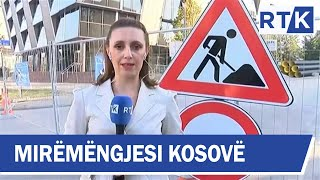 Mirëmëngjesi Kosovë - Drejtpërdrejt - Punimet në rrugët e kryeqytetit 17.10.2019