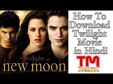 How To Download Twilight Saga Movie In Hindi HD