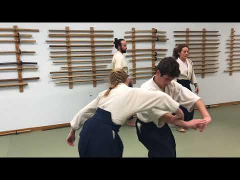 Aikido: Training for Skill - YouTube