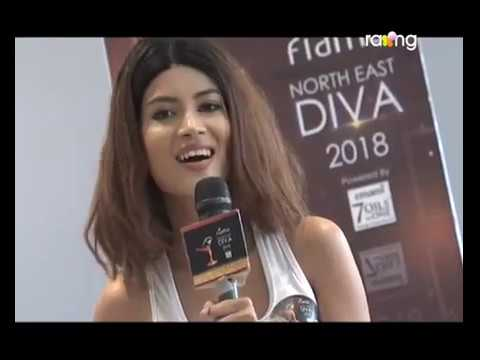 Miss India Northeast Diva 2018