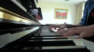 Chantal Claret - Honey Honey (Piano Improv.)