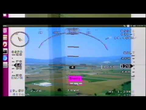 Nvidia Jetson TX2 UAV Detection- MHAVK FPV TEAM - смотреть онлайн на