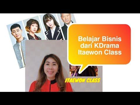 Belajar Bisnis dari Drakor Itaewon Class