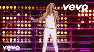 Céline Dion - Loved Me Back to Life (Live in Quebec City)
