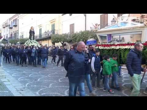 Processione Venerdi Santo - Alia 14 Aprile 2017 - 3^ parte -