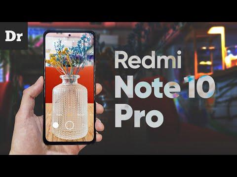 Redmi Note 10 Pro: УДЕЛЫВАЕТ PIXEL!